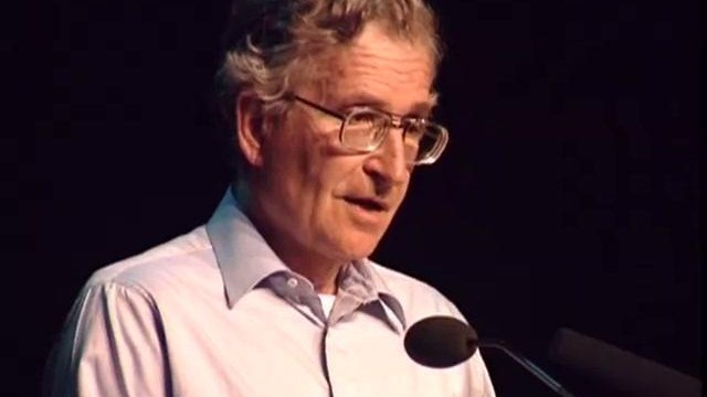 Noam Chomsky: Creating a New World Order (Part 1)