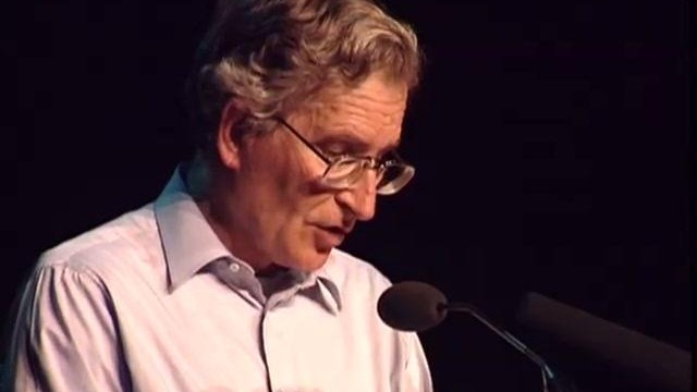 Noam Chomsky: Creating a New World Order (Part 2)