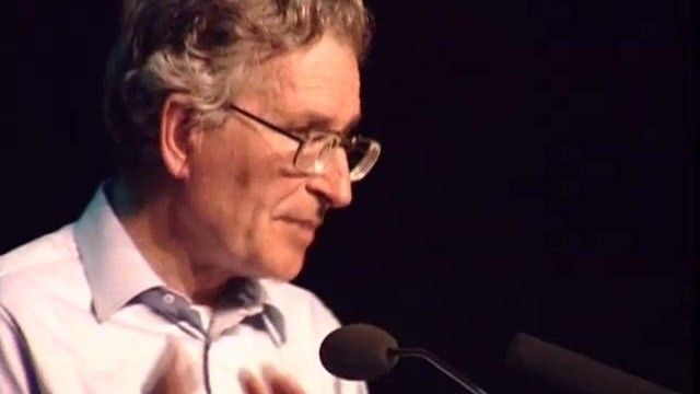 Noam Chomsky: Creating a New World Order (Part 3)