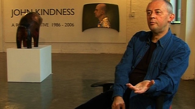 John Kindness – Retrospective Exhibition
