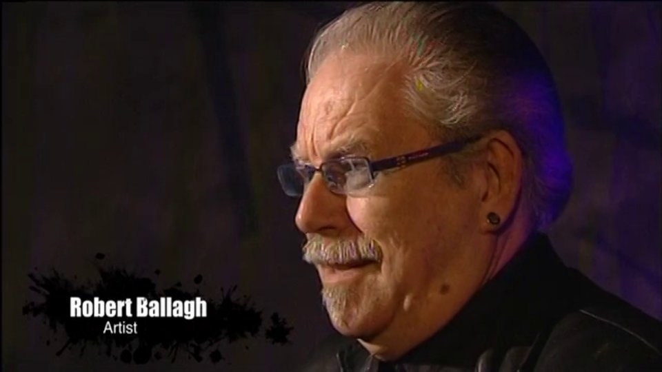 Robert Ballagh: Talent in Solidarity