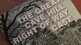 The Great Cave Hill Right of Way Case – In Conversation with John Gray