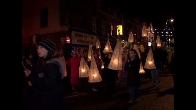 (The First) East Belfast Lantern Parade